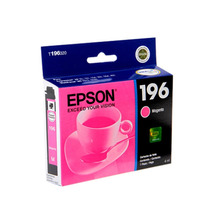Cartucho 196 Color Epson T196 Magenta T196320
