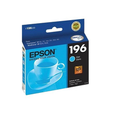 Cartucho 196 Color Cian Epson T196 T196220
