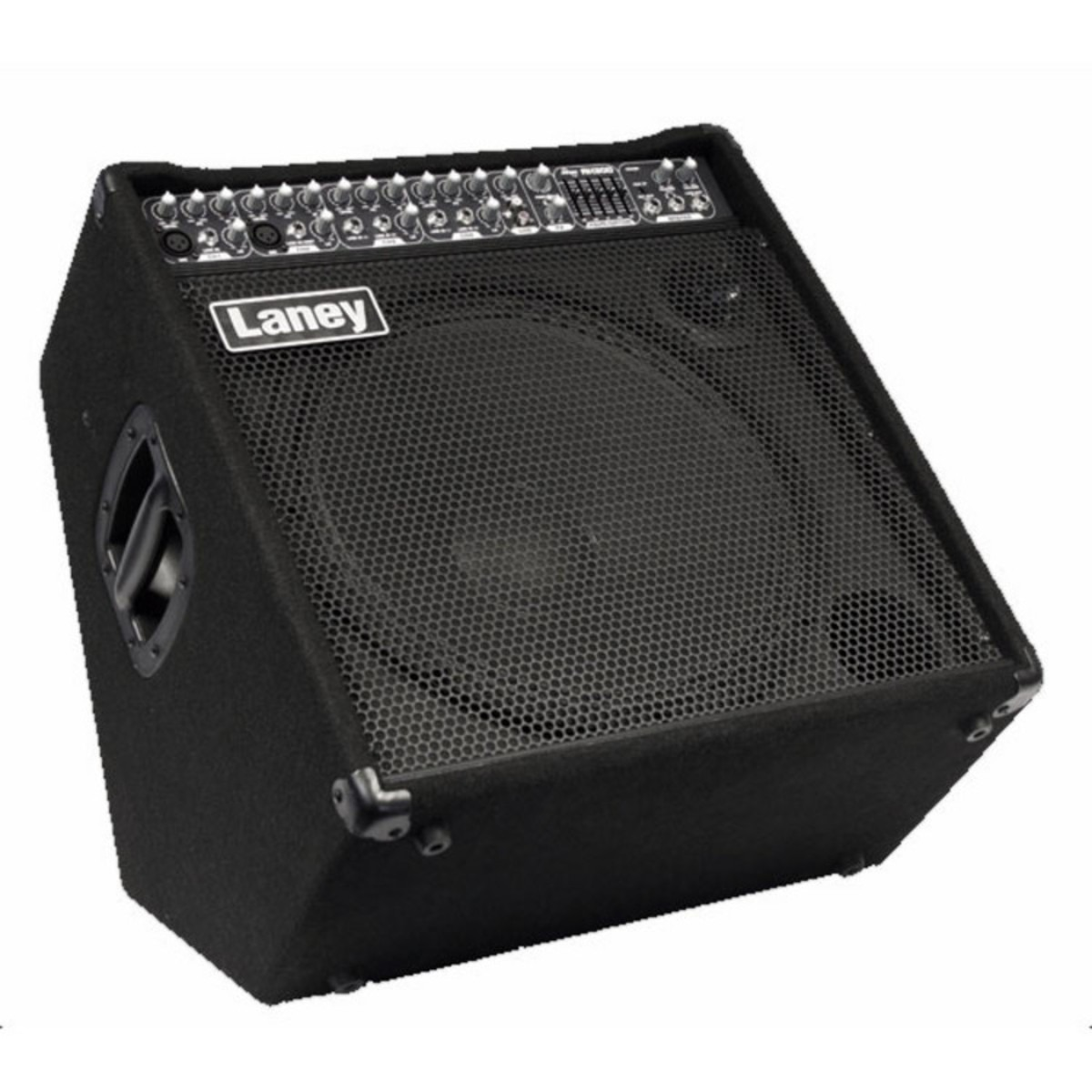 Amplificador Laney Ah300 Combo Multiuso 300w 1x15  + Tweeter