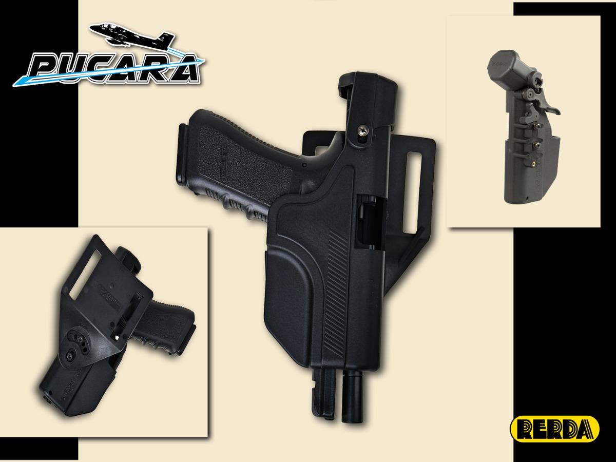 FUNDA PARA PISTOLA AUTOMATIC HOLSTER - Glock