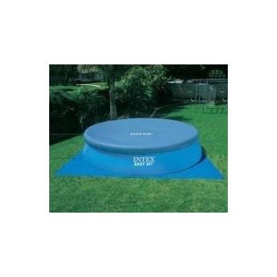 Pileta intex 305x76 bomba filtro cobertor tapiz kit for Piletas estructurales intex precio