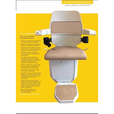 Silla sube escaleras para discapacitados nuevos y usados for Silla sube escaleras precio