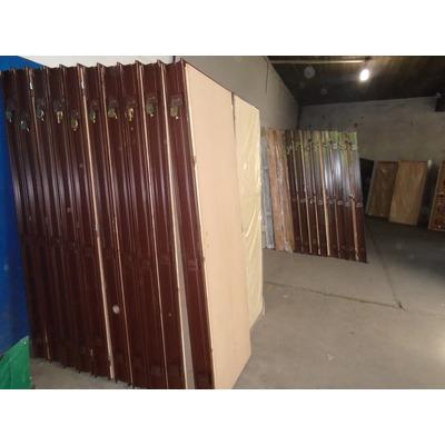Puerta placa enchapada cedro marco chapa 18 for Schlafsofa 1 60x2 00
