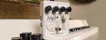 Pedal Electro Harmonix Mel 9 Tape Replay Machine