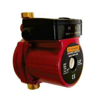 Bomba presurizadora lusqtoff ideal para calefon mas for Poca presion de agua
