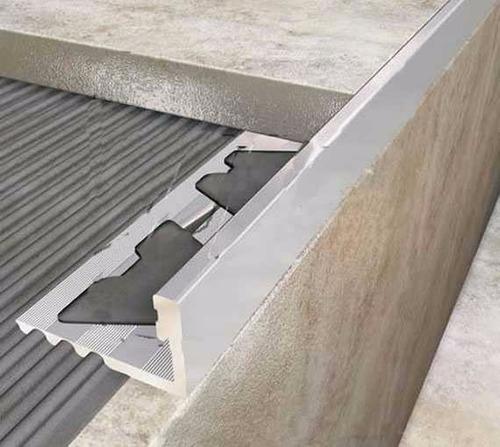 Varilla Perfil L 10mm Aluminio X 2.5ml A3 Sin Tratamiento