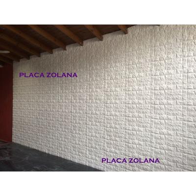 Placa anti humedad zolana para paredes revestimiento - Placas de insonorizacion ...