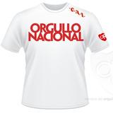 """Remeras Populares """"Orgullo Nacional"""""""