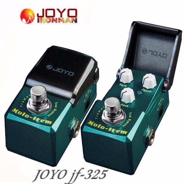 Pedal Efecto - Trémolo Joyo Jf-325 Molo Trem (ironman)