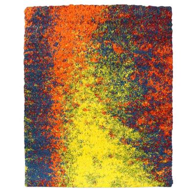 Alfombra moderna azhar donatella deco for Alfombras carpetas modernas