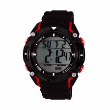 Reloj Digital Deportivo Lemon Dl145 Cronometro Alarma Luz Sumergible