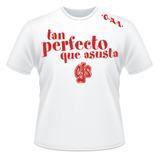 """Rock and Rojo """"Tan perfecto que asusta"""""""