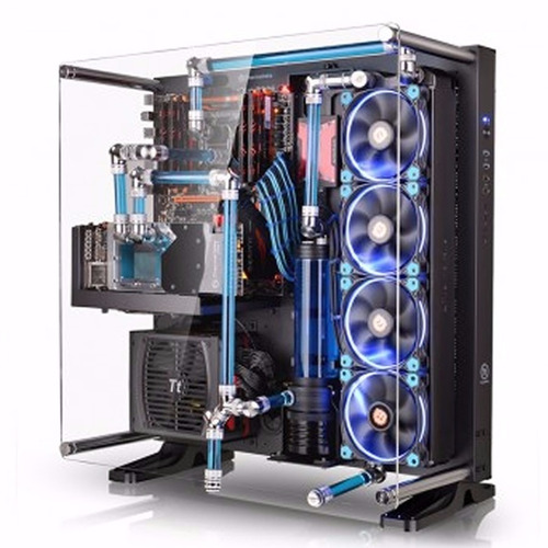 Gabinete Thermaltake Core P5 Water Cooling Transparente