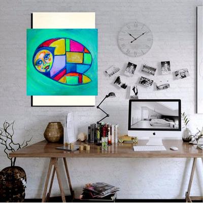 Arte argentino cuadros decoraci n hogar for Cuadros decoracion hogar