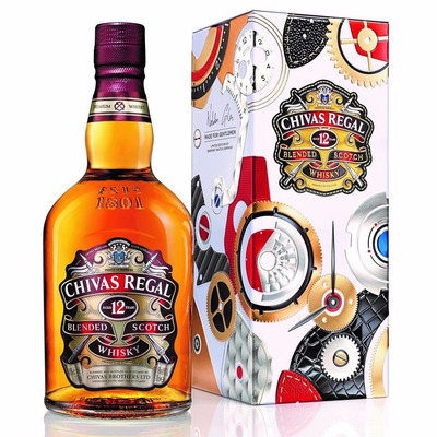 Chivas regal 12 limited edition price