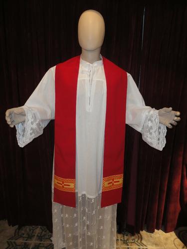 7616823da90 ... comprar Estola Sacerdote Ornamentos Vestiduras Cura Iglesia Regalos ...