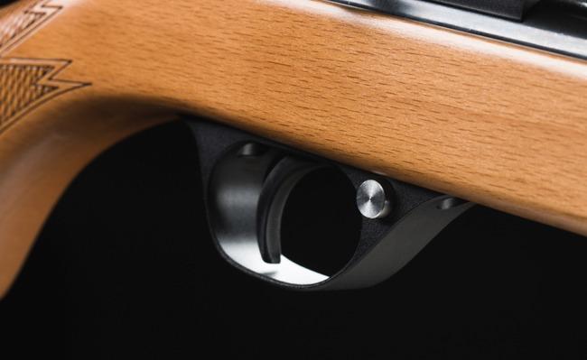 Rifle Co2 Fox Cr600 Gas Comprimido + Drago Cargador Balines