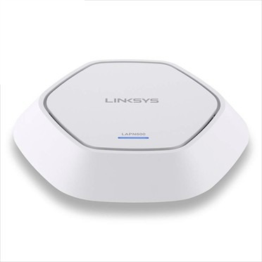 Access Point Linksys Doble Banda Wi Fi N600 Con Poe Lapn600