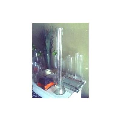 floreros de vidrio pata elefante cm fabrica directa