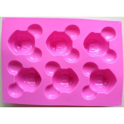 molde de silicona mickey reposteria jabones en venta en