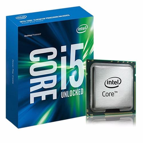 Micro Procesador Intel I5 7400 3.00ghz 7ta Kabylake Compumod