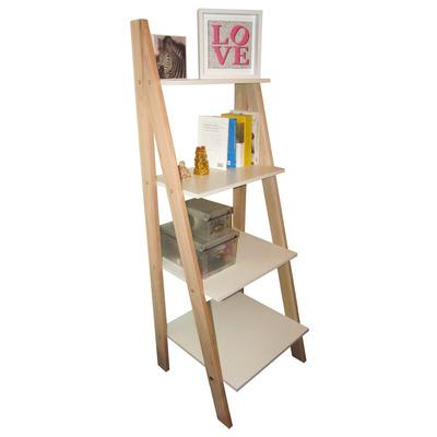 Estanter as repisas escalera de dise o decoraci n en venta for Repisa escalera