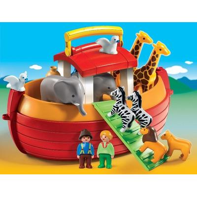Playmobil 6765 Maletin Arca De Noe Mundo Manias 1899 0