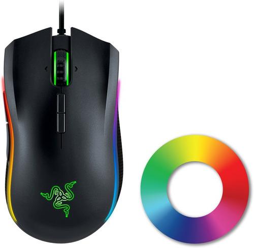 Mouse Gamer Razer Mamba Tournament Luces Chroma 16000 Dpi