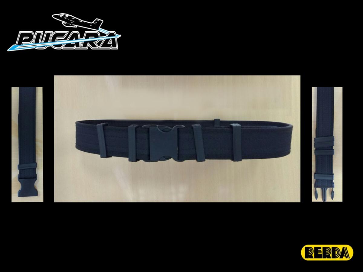 Cinturón Americano Negro
