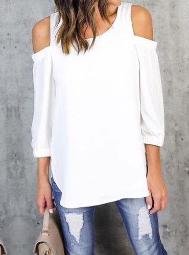 Blusas para mujer Limonni Limonni LI139 Casuales