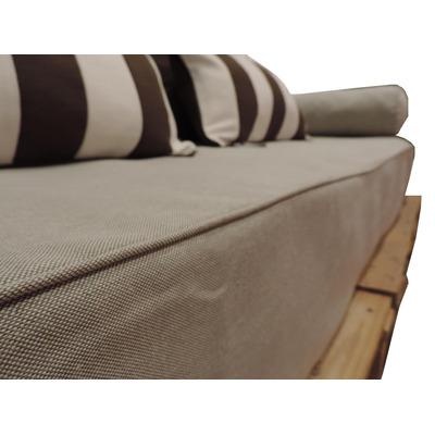 Almohadones para respaldo div n cama sill n en panama en for Sillon cama 2 plazas capital federal