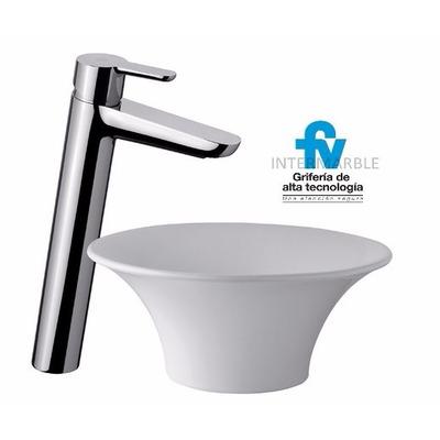 Monocomando para ba o lavatorio fv puelo pico alto 2780 0 intermarble - Marcas griferia bano ...