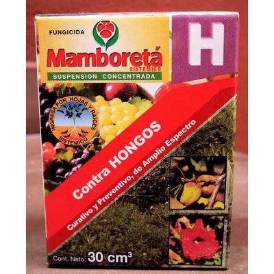 Mamboreta h fungicida 30 cc jardin urbano shop jardinurbanoshop for Jardin urbano shop telefono
