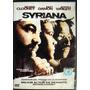 Dvd - Syriana - George Clooney - Matt Damon | ALBERTOLOPEZ794