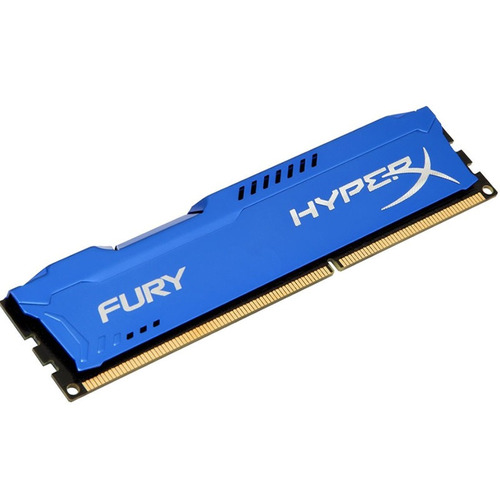 Memoria Ram 8gb Kingston Hyperx Fury Ddr3 1600 Mhz 240-pin