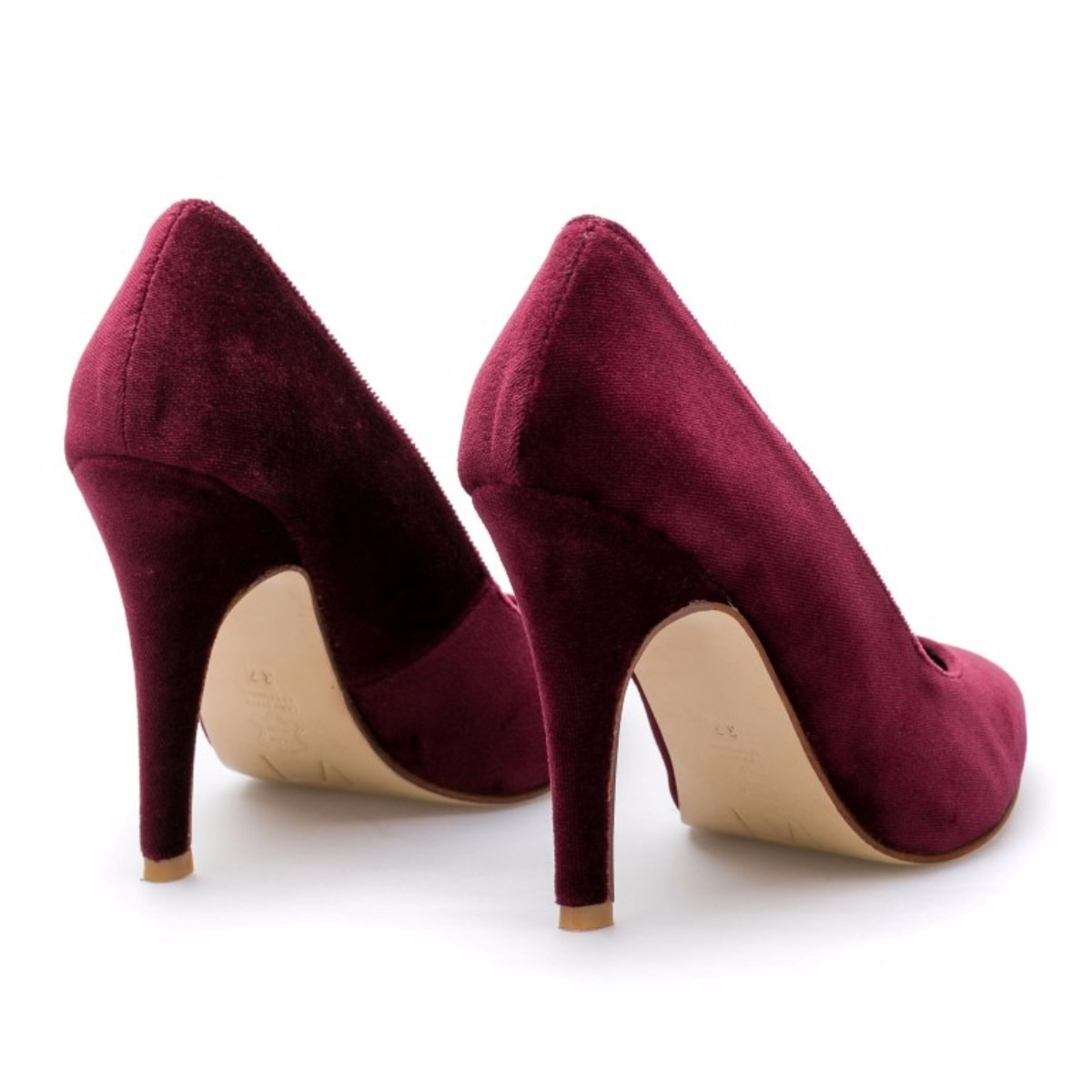 Stiletto Anne Bordeaux / SALE 50% OFF