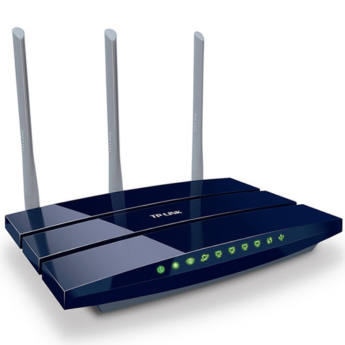Router Tp Link Tl Wr1043nd 450 Mbps Puerto Usb 3 Antenas