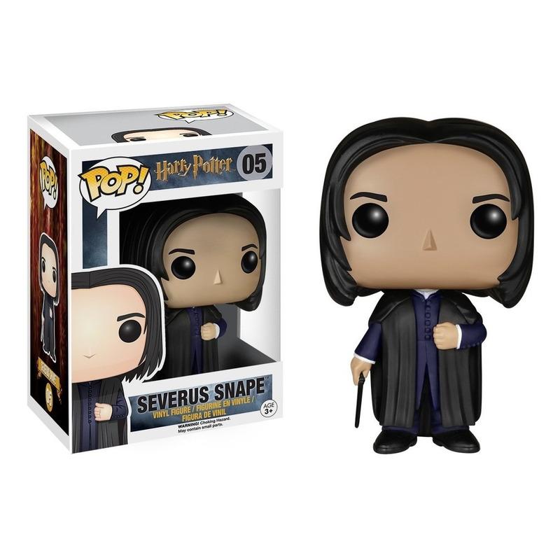 Severus Snape Pop Funko #05 - Harry Potter - Movies