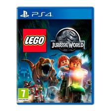 Lego Jurassic World Ps4 Fisico Sellado Nuevo Original