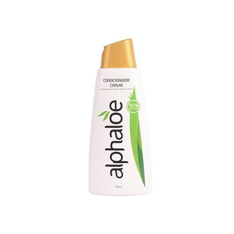 Condicionador com Aloe Vera 90% de Babosa - 300ml Alphaloe