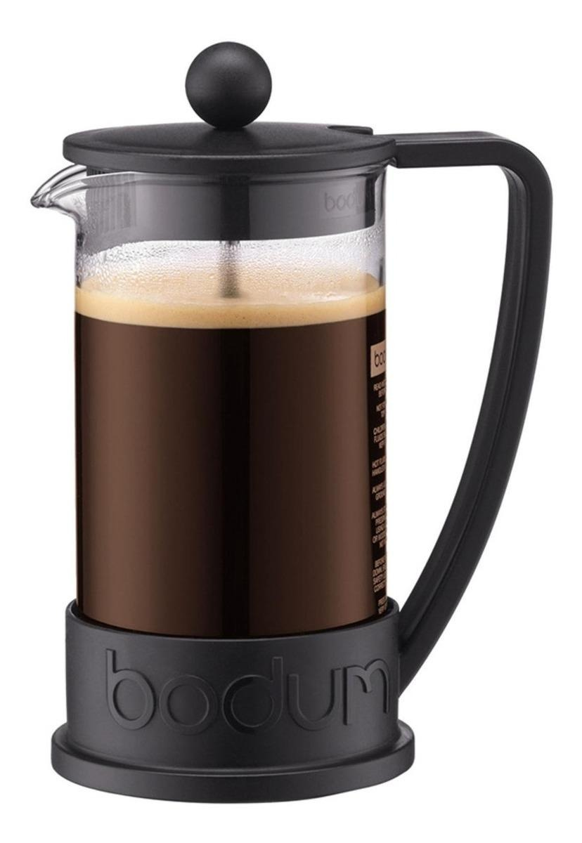 Cafetera  Bodum Brazil 10938 Negra