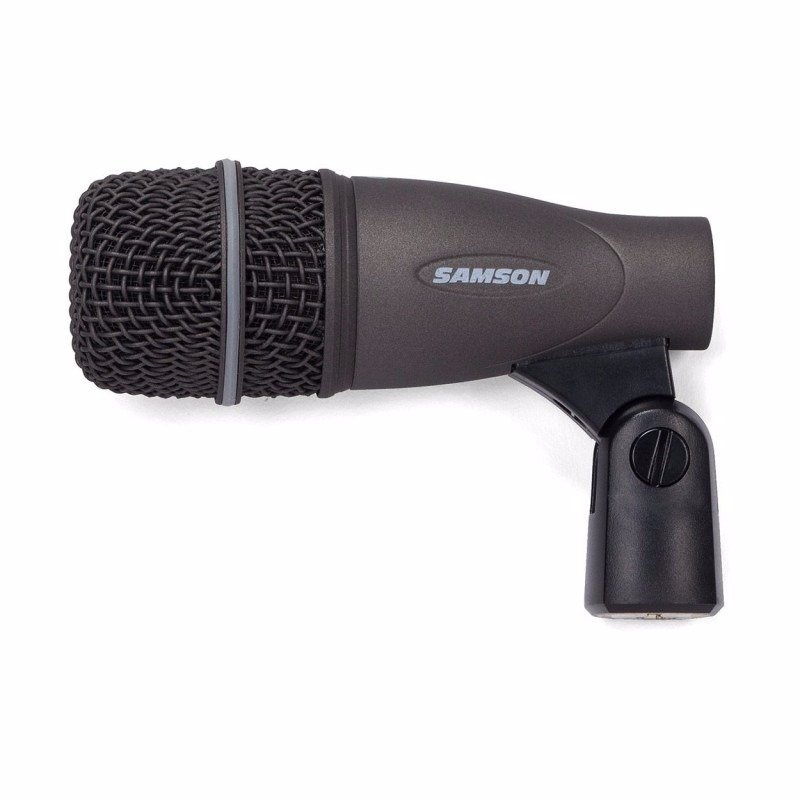 Samson Dk705 Set De 5 Microfonos P/ Bateria+soportes+ Valija