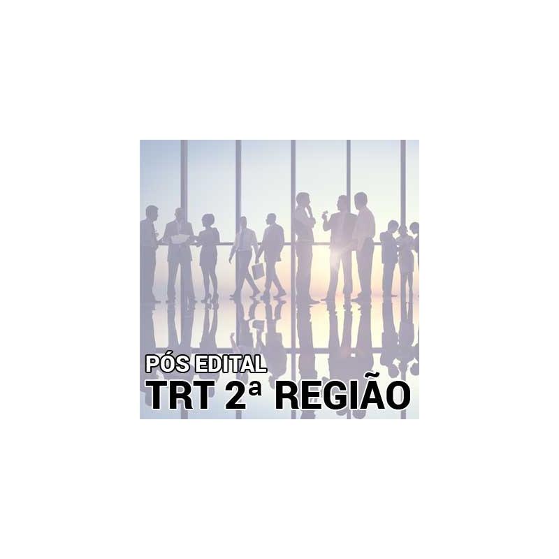 Curso Online Técnico Judiciário AA TRT 2 SP Língua Portuguesa 2018