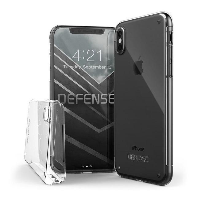 FUNDA XDORIA 360 DEFENSE IPHONE X