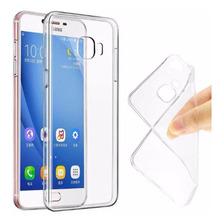 Funda Tpu Transparent Ultra Slim Samsung J7 Prime + Glass 5d