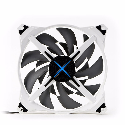 Fan Cooler Zalman 140mm Zm-df14 1200rmp Blue