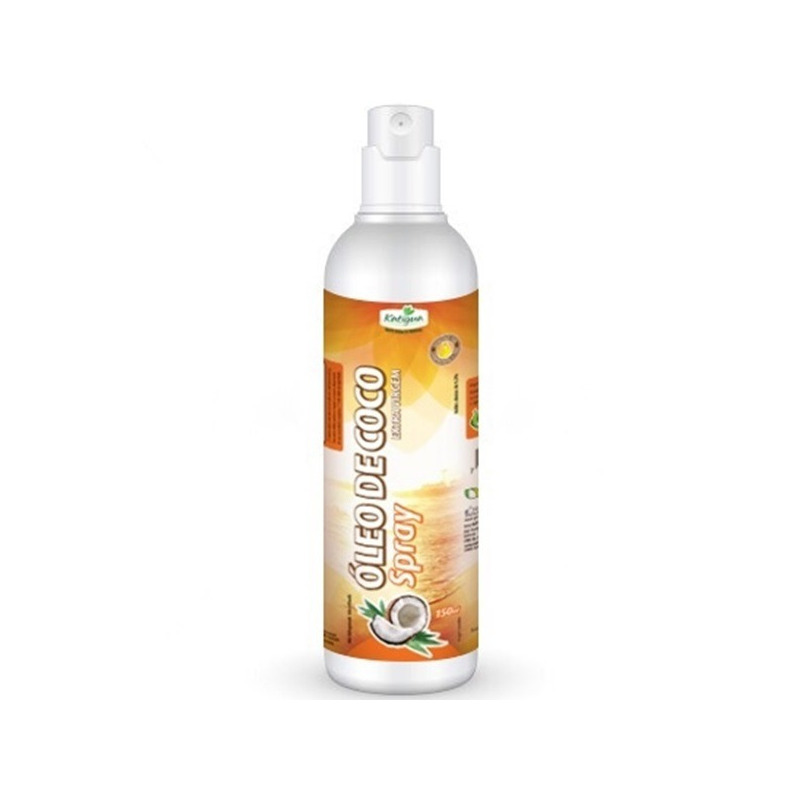 Oleo de Coco Extra Virgem em Spray - 150ml - Katigua