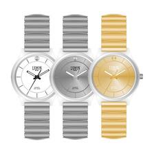 Reloj Lemon L1410 Analogico Sumergible Varios Colores Gtia