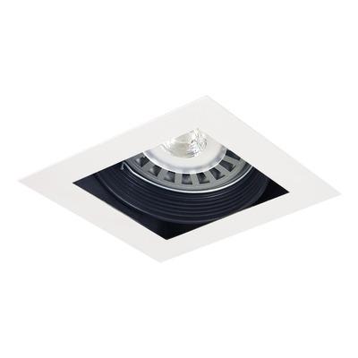 Spot Embutir Antideslumbrante Ar111 Led 15w Blanco Movil
