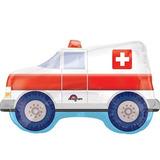 globo ambulancia 60 cm desinflado apto helio